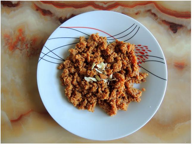 belagavee kunda dish