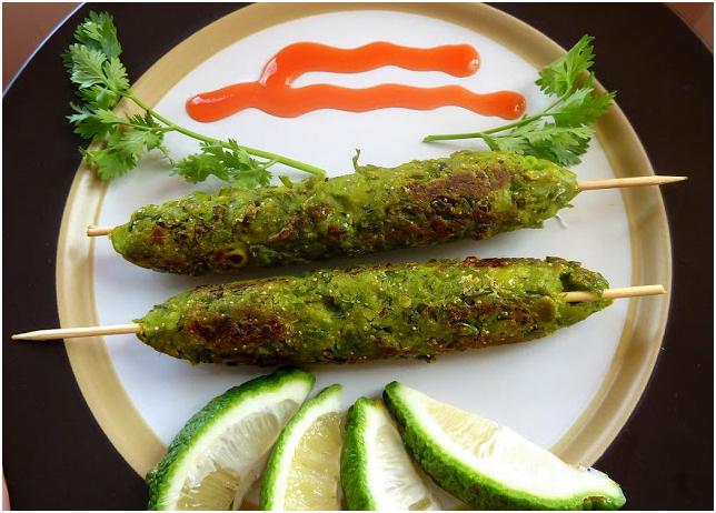 Persian Pulao kabab