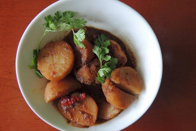 multipurpose masala batata bhaji