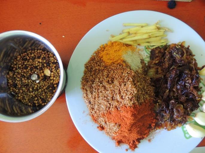 multipurpose masala tayari