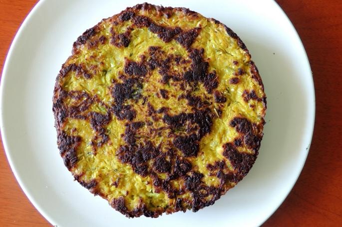 kobeeche bhanole baked