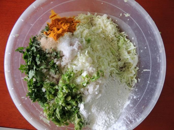 kobeeche bhanole mixture